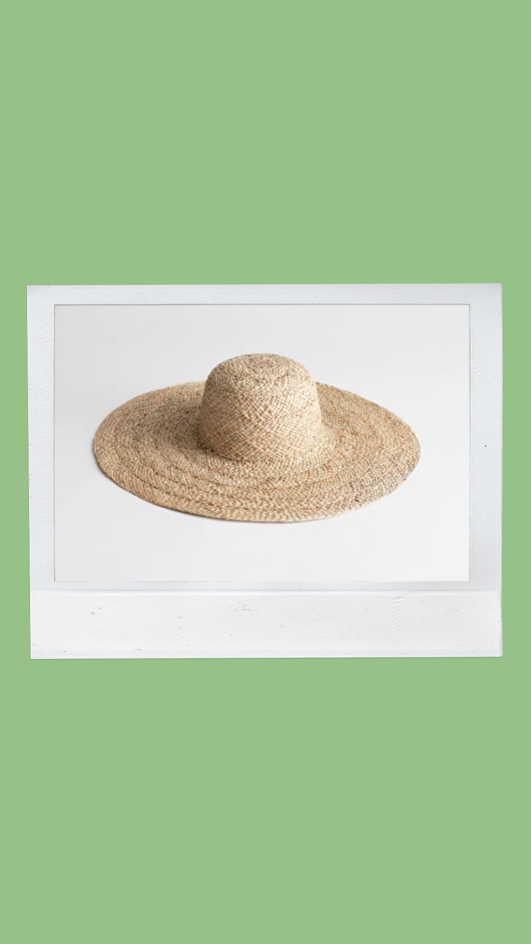 1d10eb23 The Best Straw Hats for Summer - Amour Ophelia