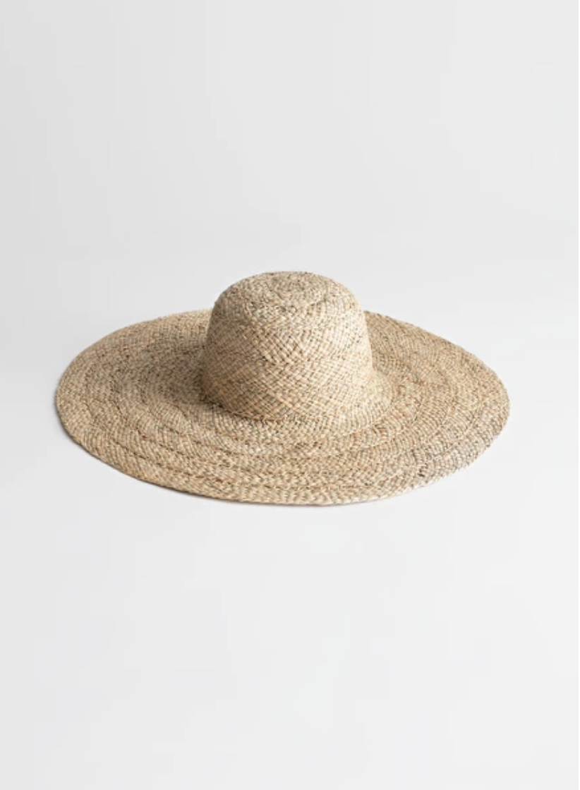 & Other Stories Woven Straw Hat