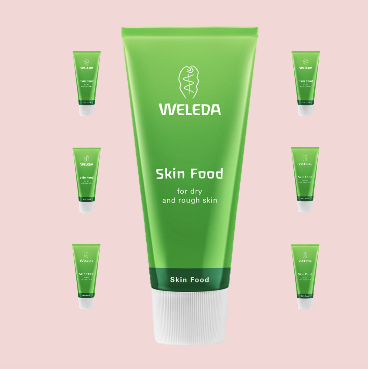 Weleda Skin Food Review - AMOUR OPHELIA