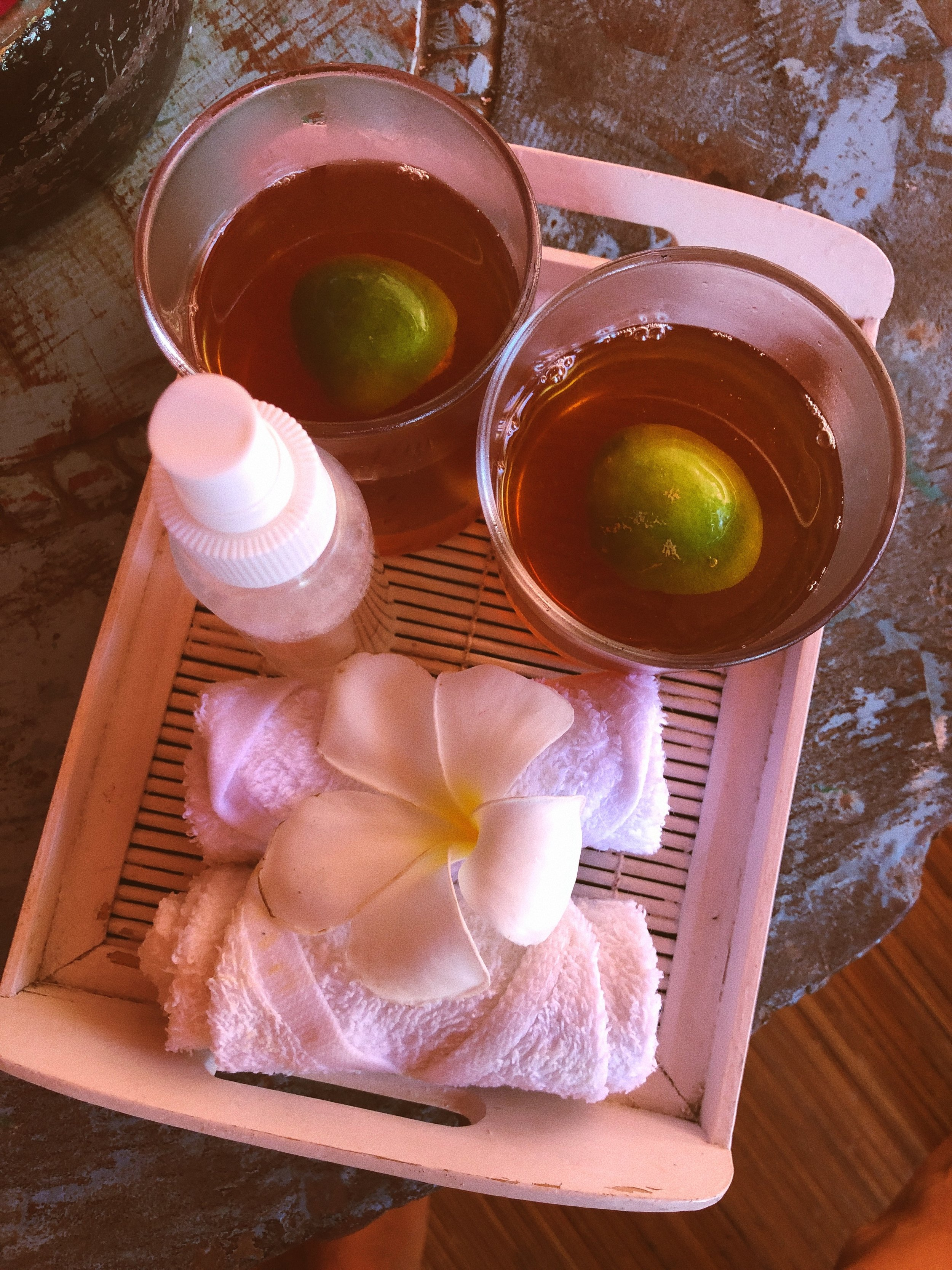 Pink Coco Gili T Hotel Review - Amour Ophelia