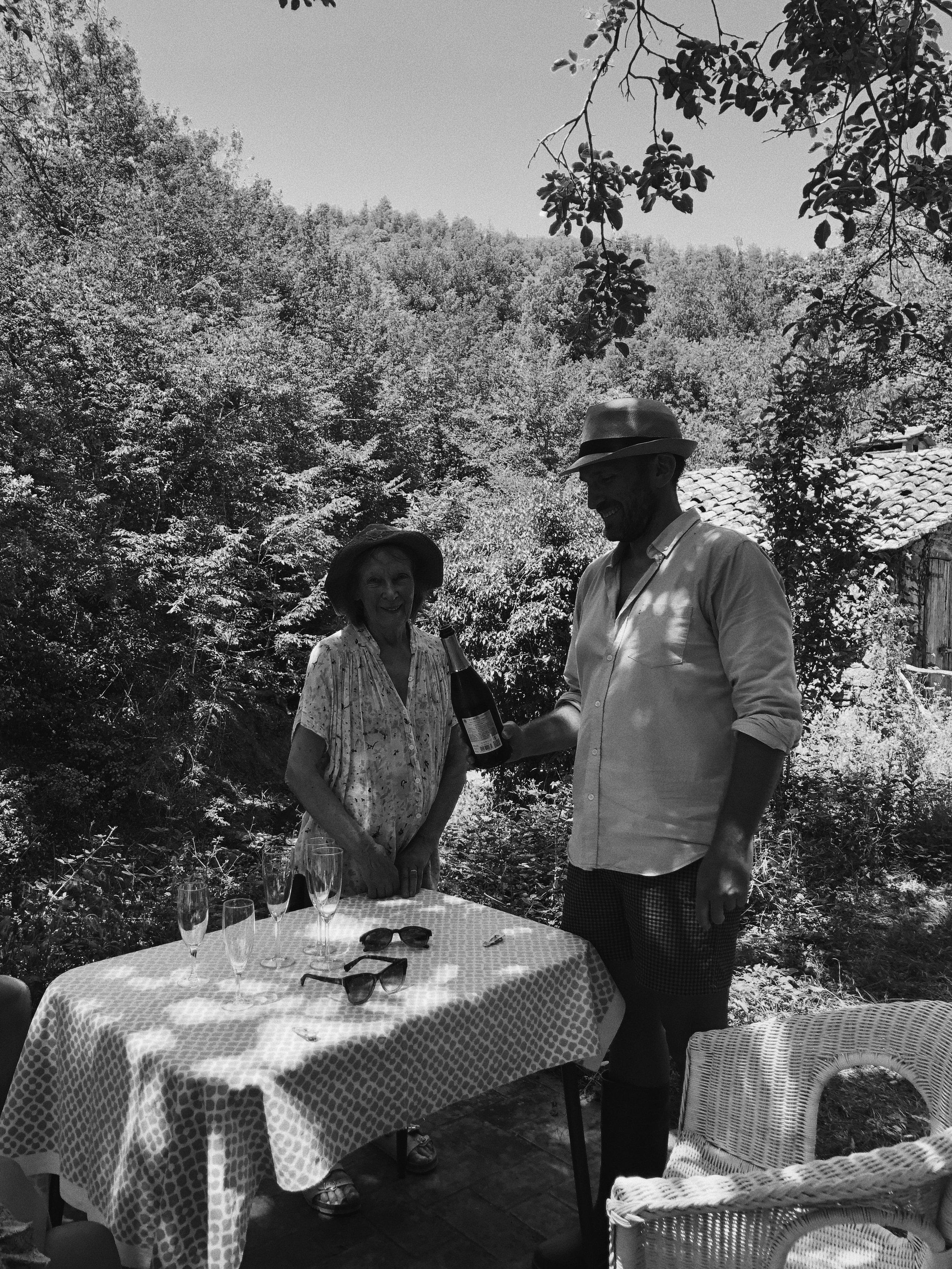 Tuscany - Amour Ophelia