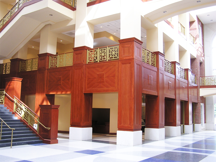 Christopher Newport University Student Center