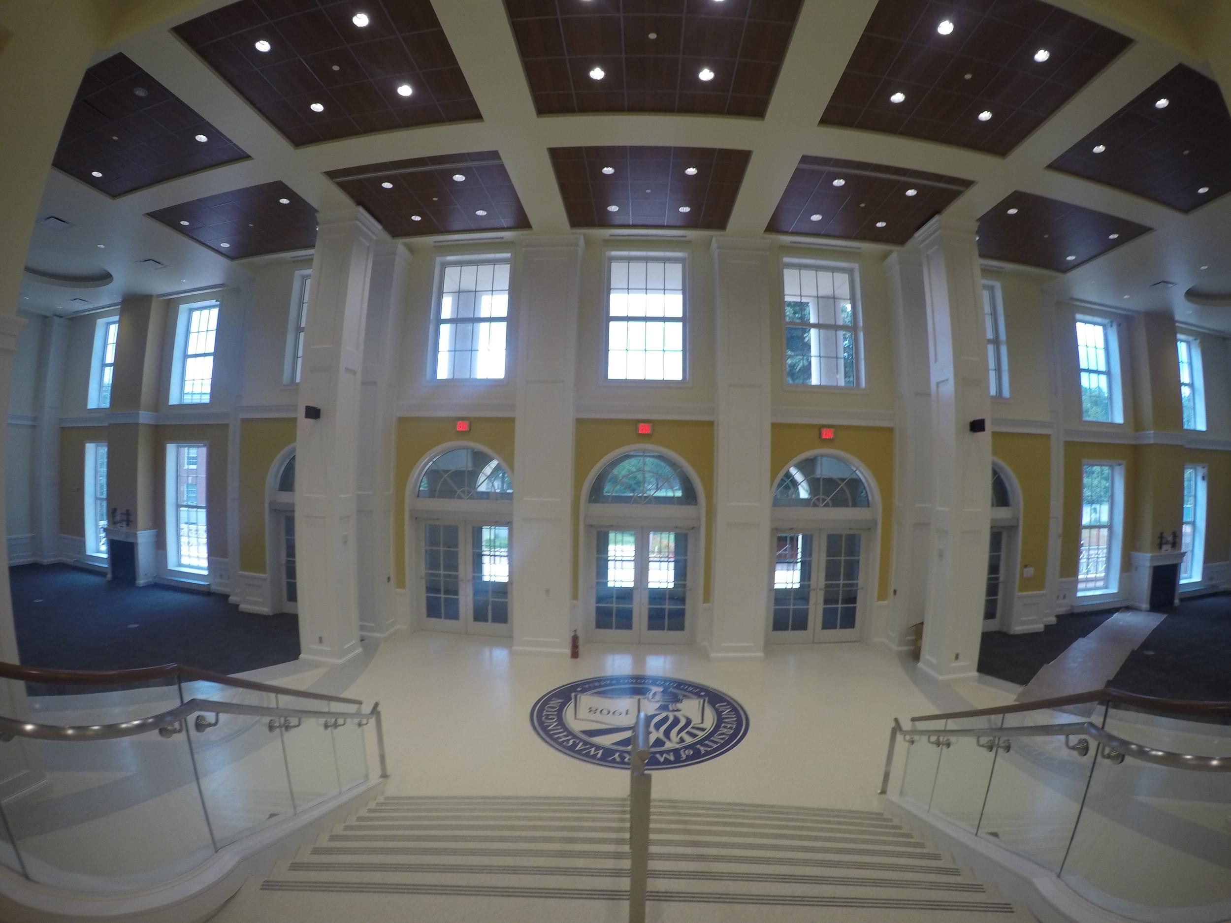 University Of Mary Washington Campus Center- Fredericksburg, VA