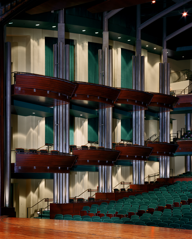 Ferguson Performing Arts Center at CNU