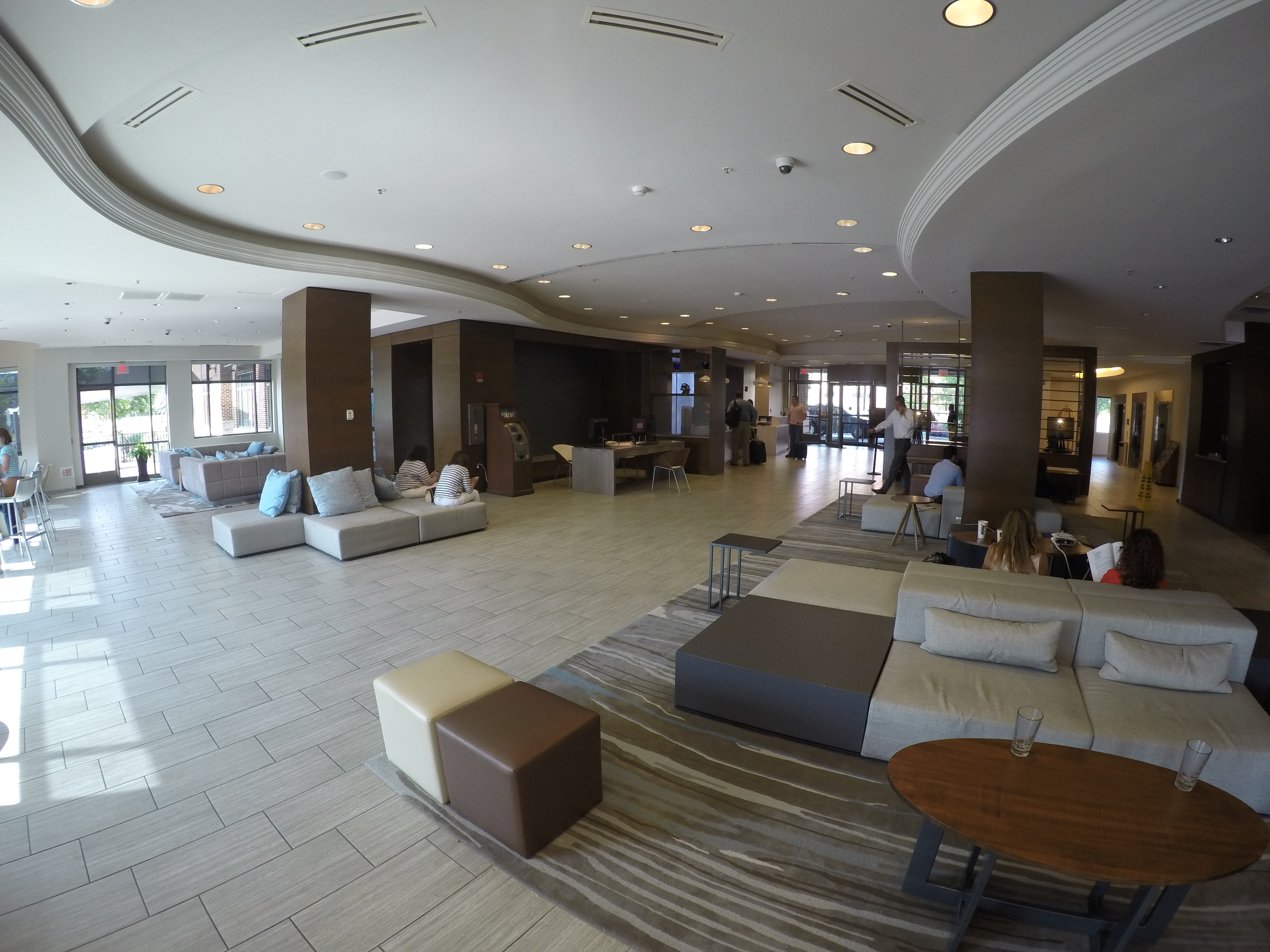 Marriot- Oyster Point Town Center