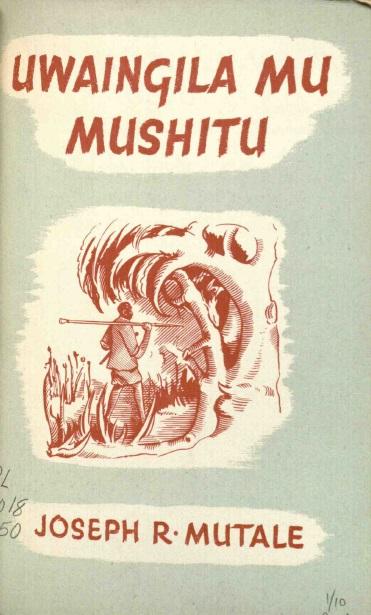 uwaingila-mu-mushitu