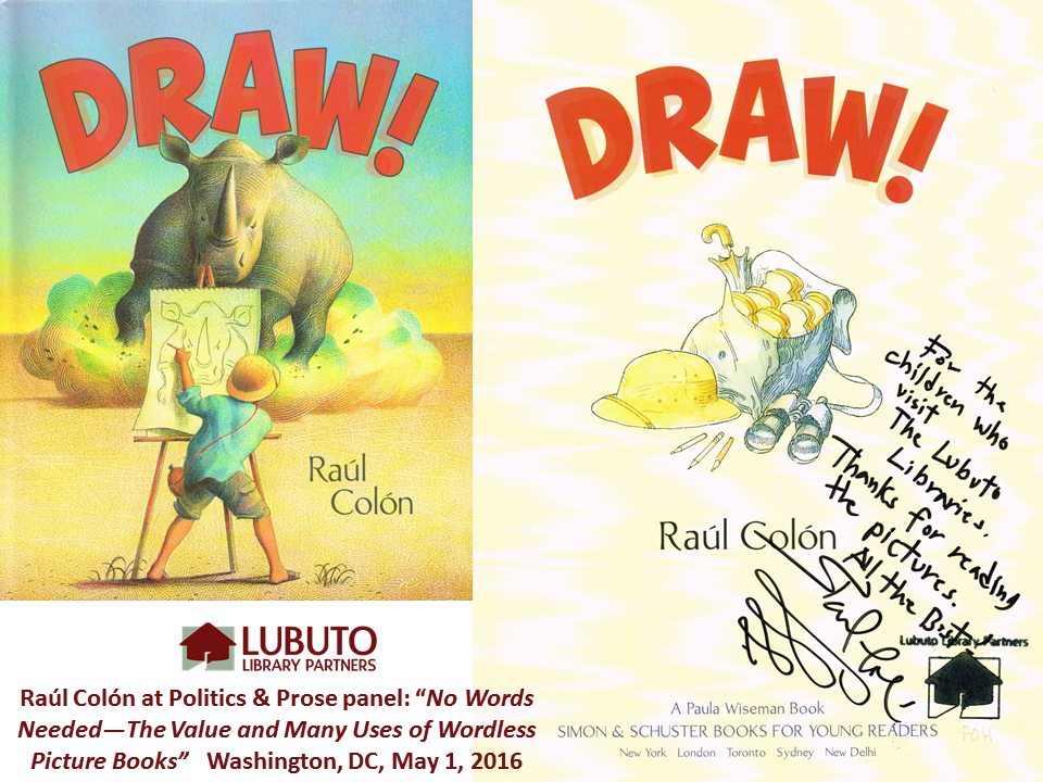 Draw!  by Ra ú l Col ó n