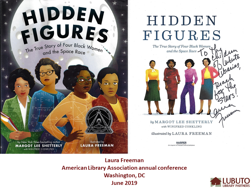 Hidden Figures  by Laura Freeman