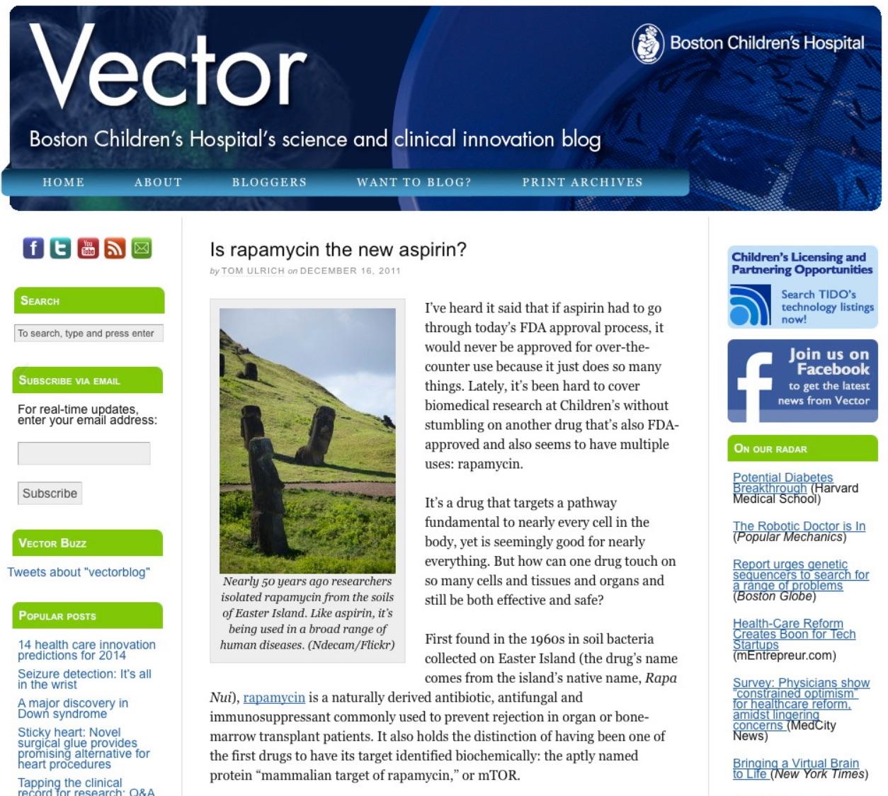 Vector - Boston C. Hospital