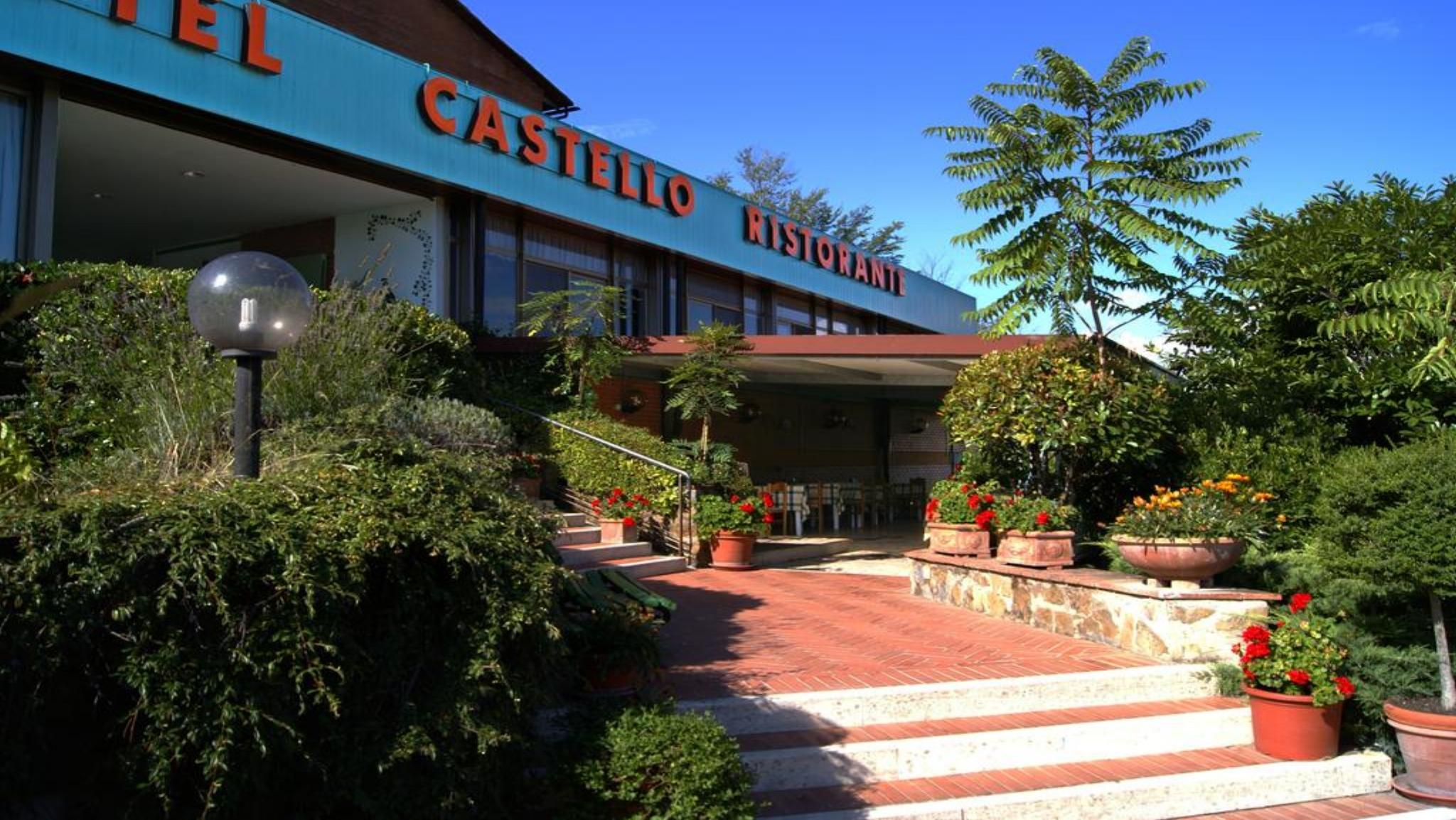 L'ingresso de Hotel Castello