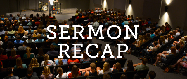 sermonrecap