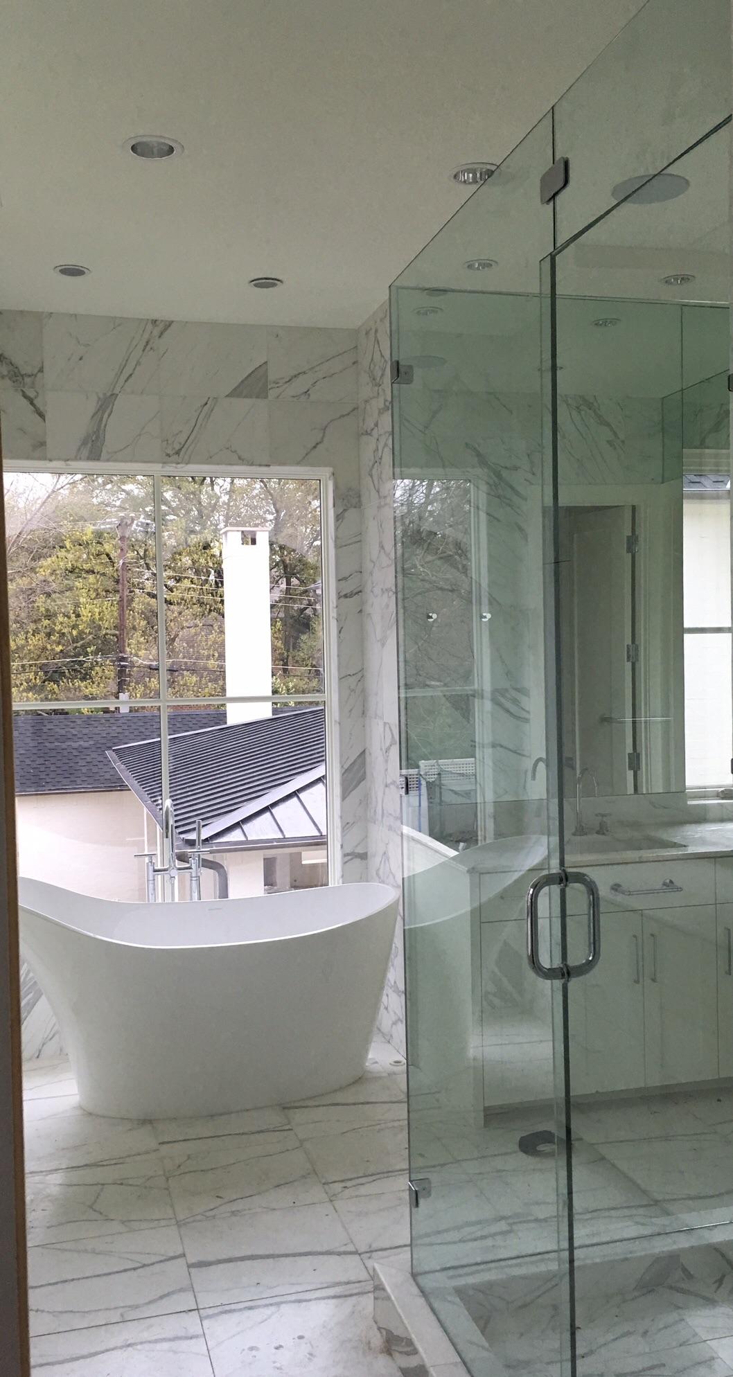 Clean look!!   #faulknerperrin #modernfarmhouse  #custombuilder