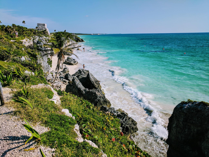 Caressed by the Caribbean Sea, Playa del Carmen has hands-down some of the most beautiful beaches in Mexico.