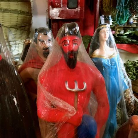 Brazil Bahia Salvador Sao Joaquim Sao Joaquim market Candomblé religious idols IMG_2100.jpg