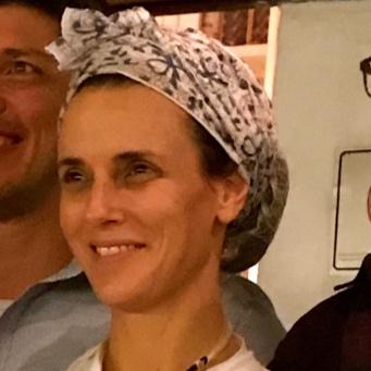 1-Star Chef, Helena Rizzo