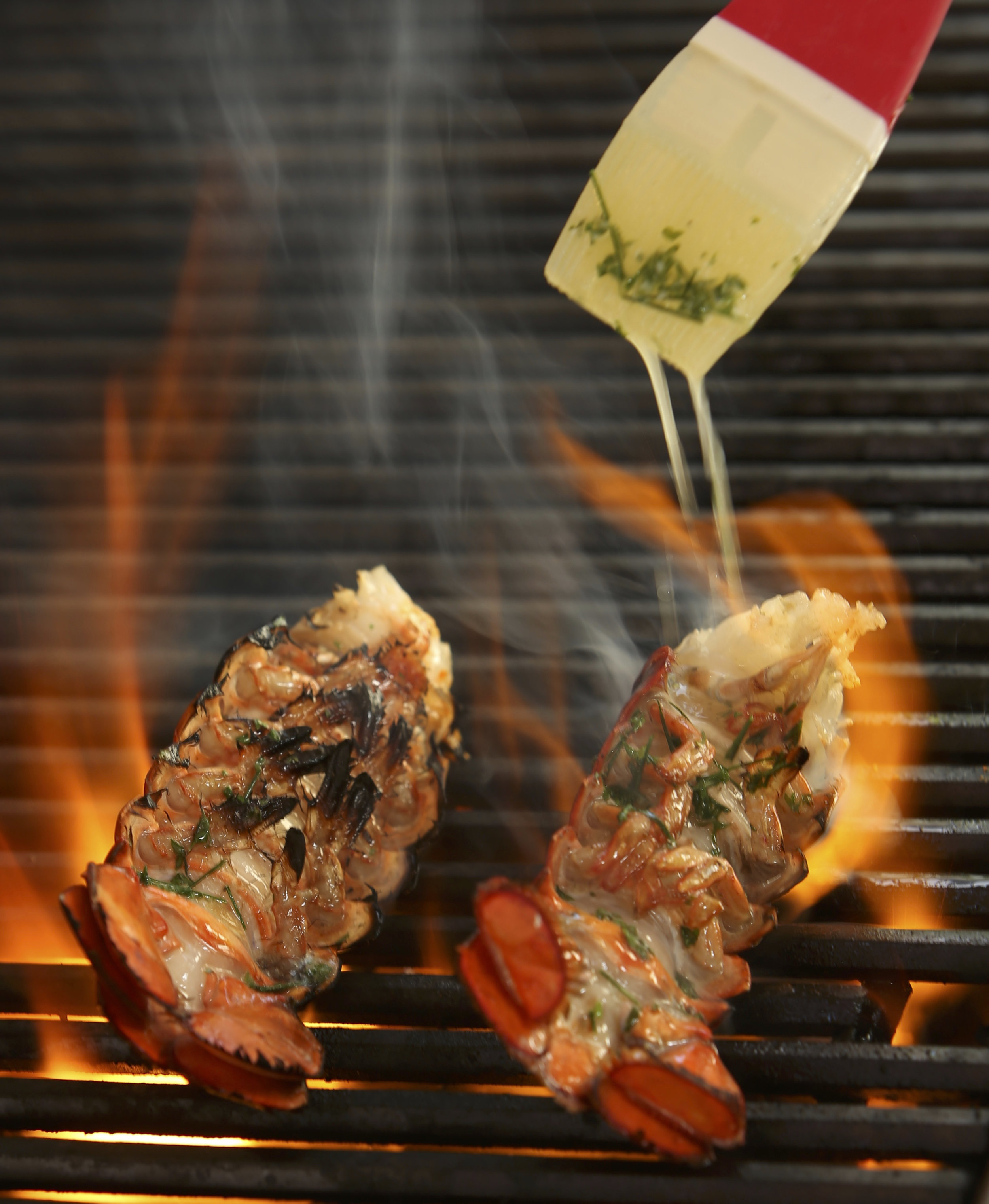 Grilled Lobster with Coconut Mojo by Bill Schildge.jpg