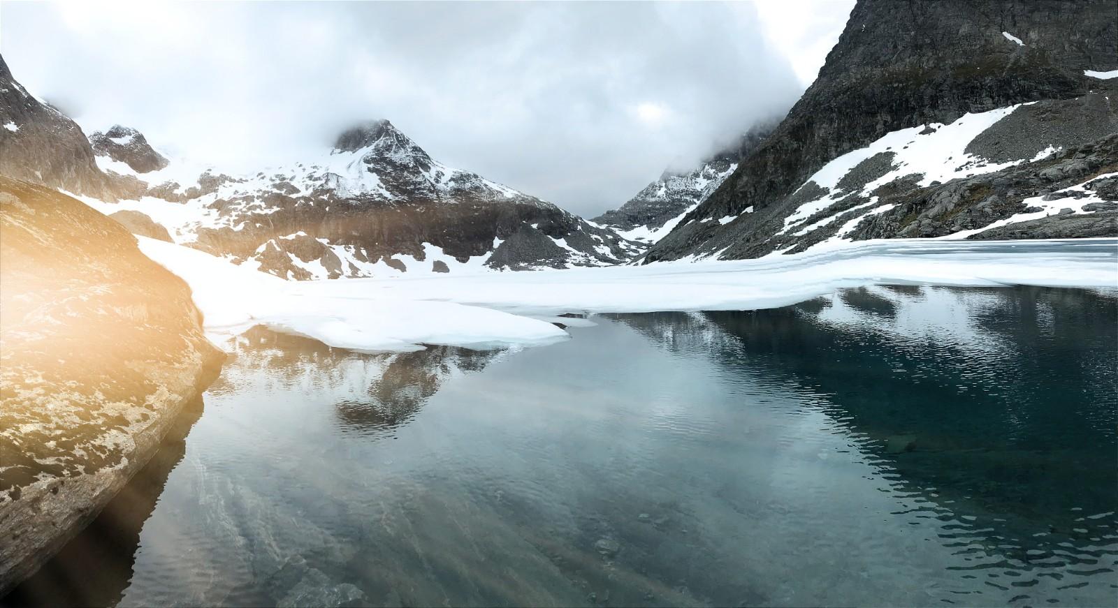 Vistas at Åndalsnes