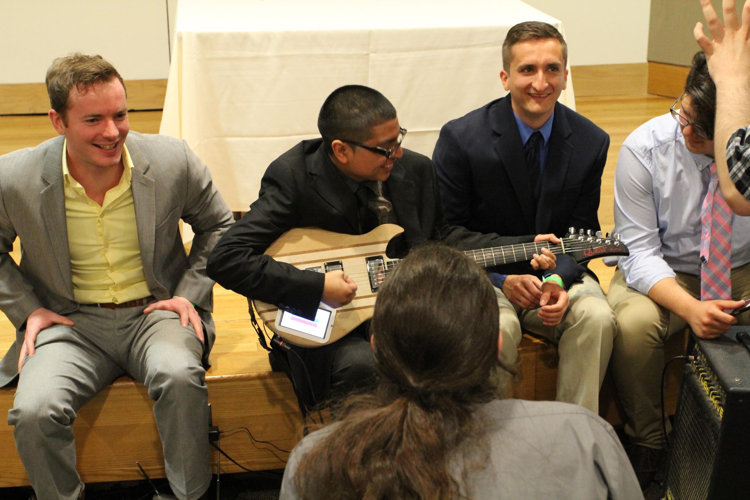 Smart Guitar Team