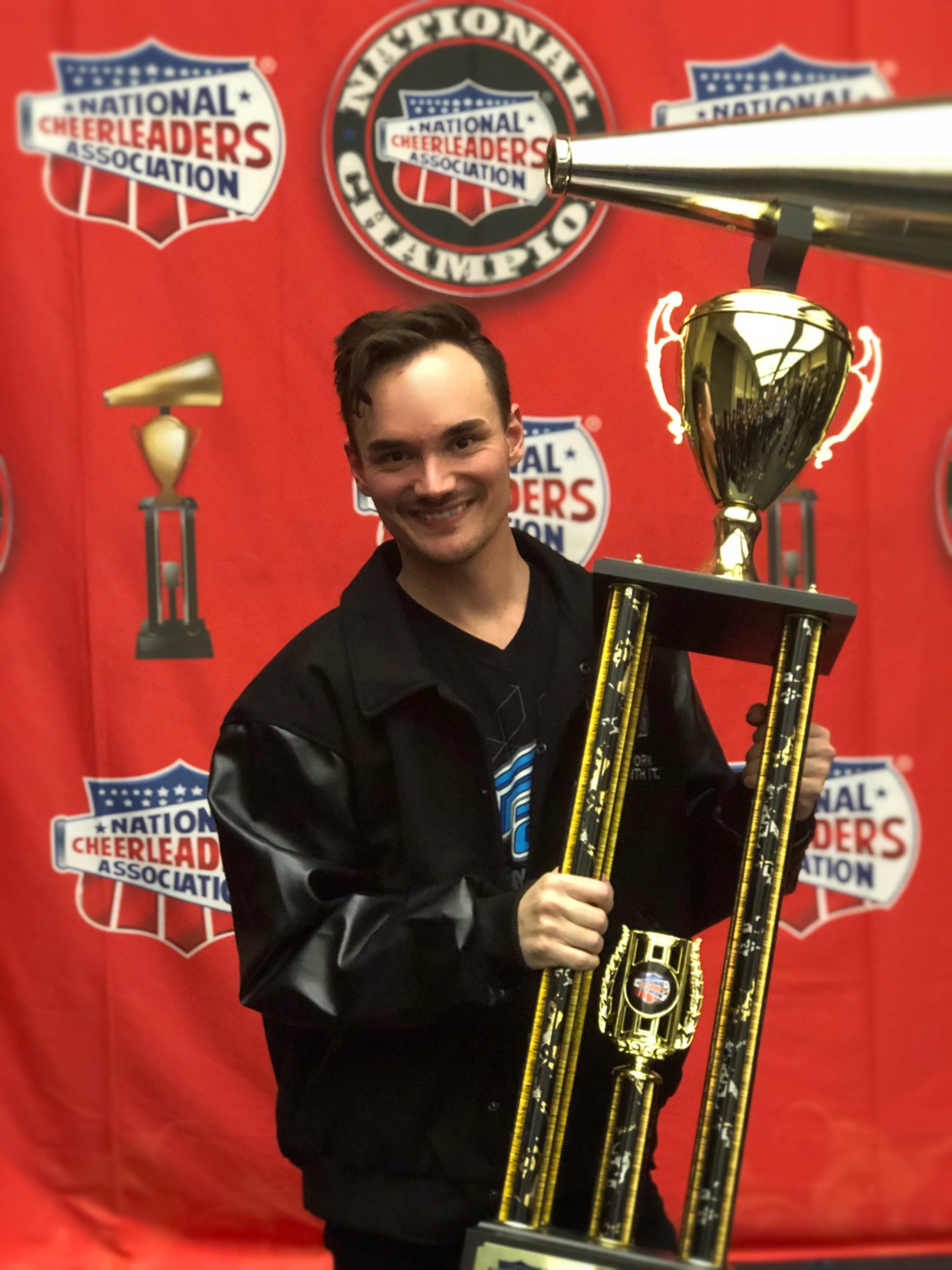 Dustin NCA Trophy.JPG