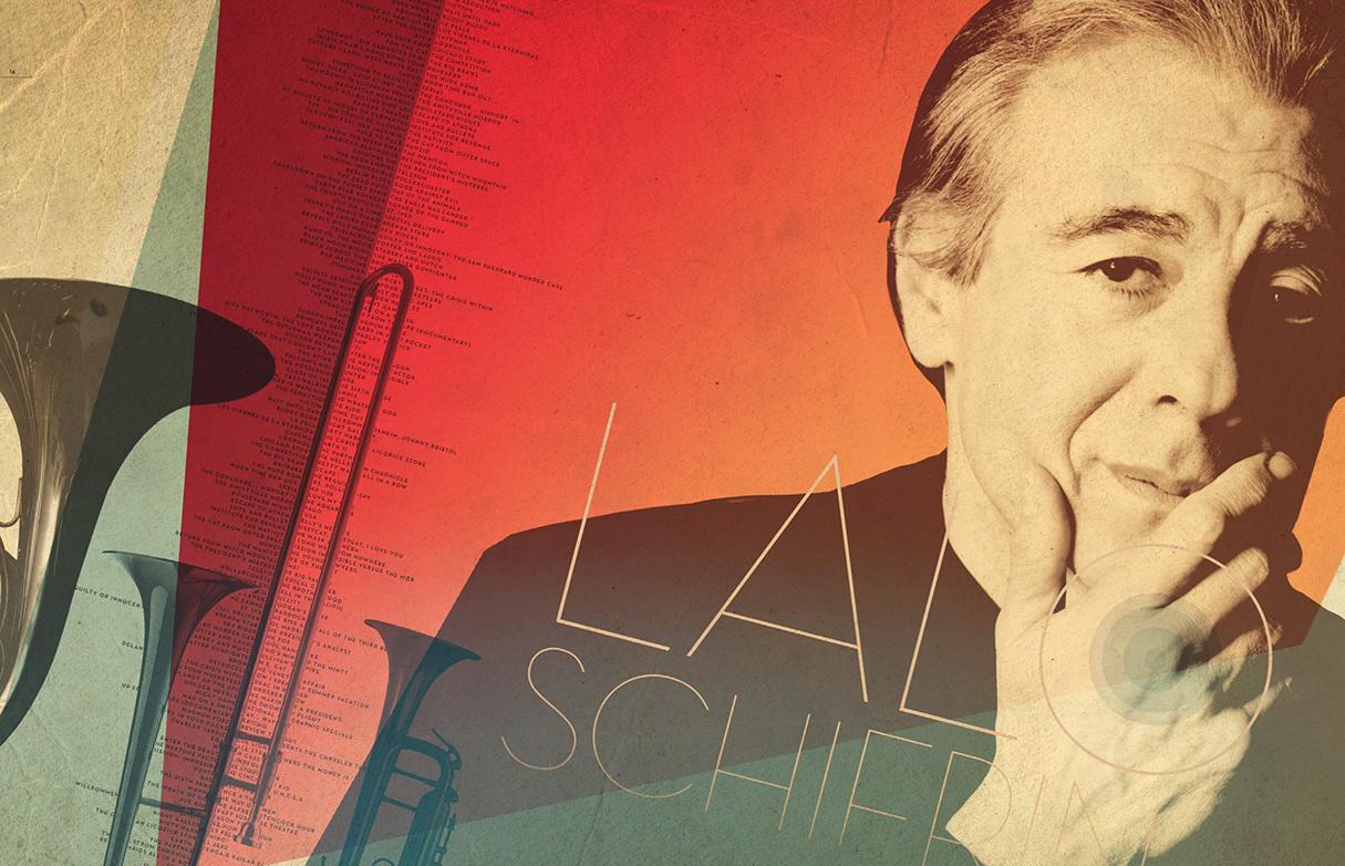 Lalo Schifrin Tribute