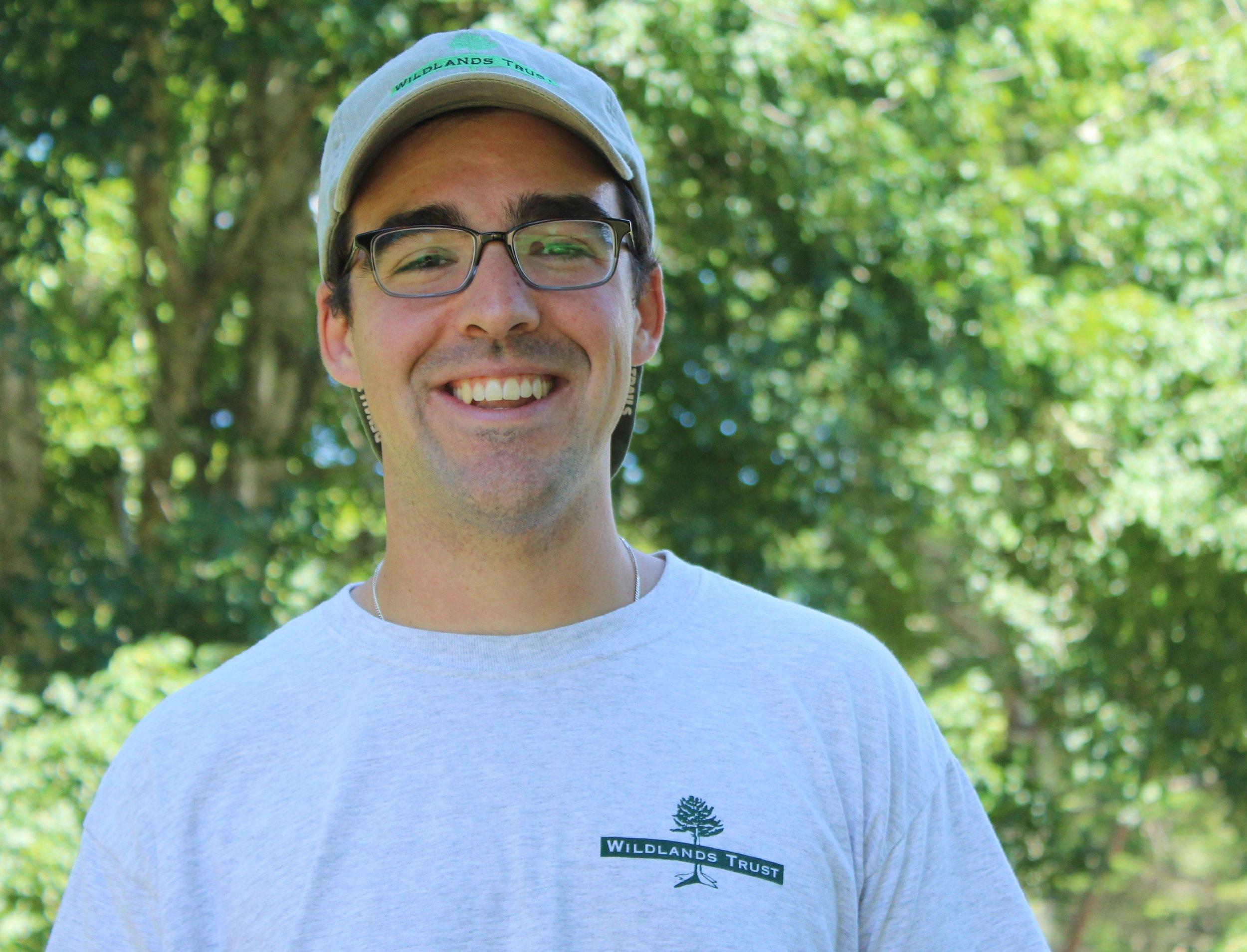 Conor Michaud, Wildlands Trust CSP Coordinator