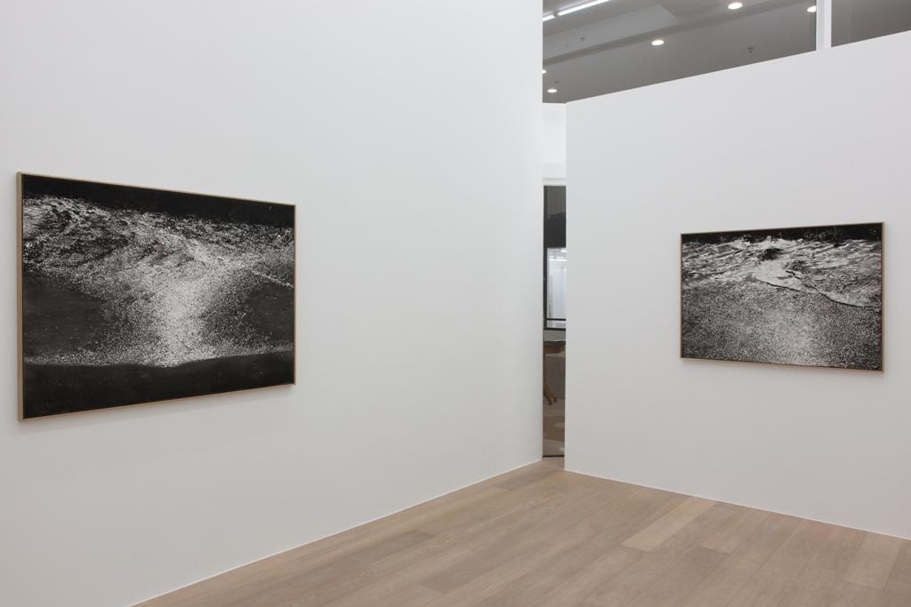 Romain Cadilhon.  Brisants  (side view room 2) Photography Elina Belu