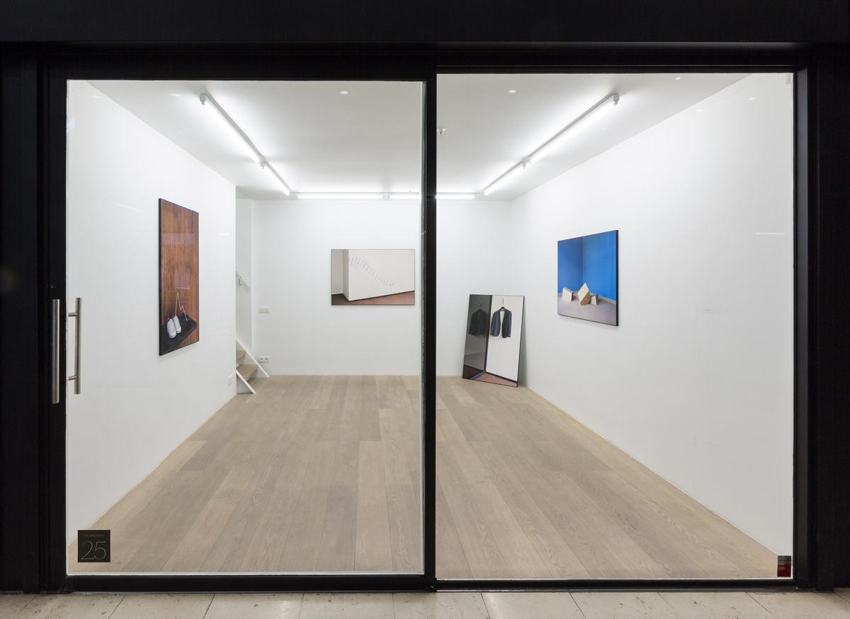 Sarah Van Marcke.  It Never Changes To Stop   (exhibition view) Photography Vincent Everarts