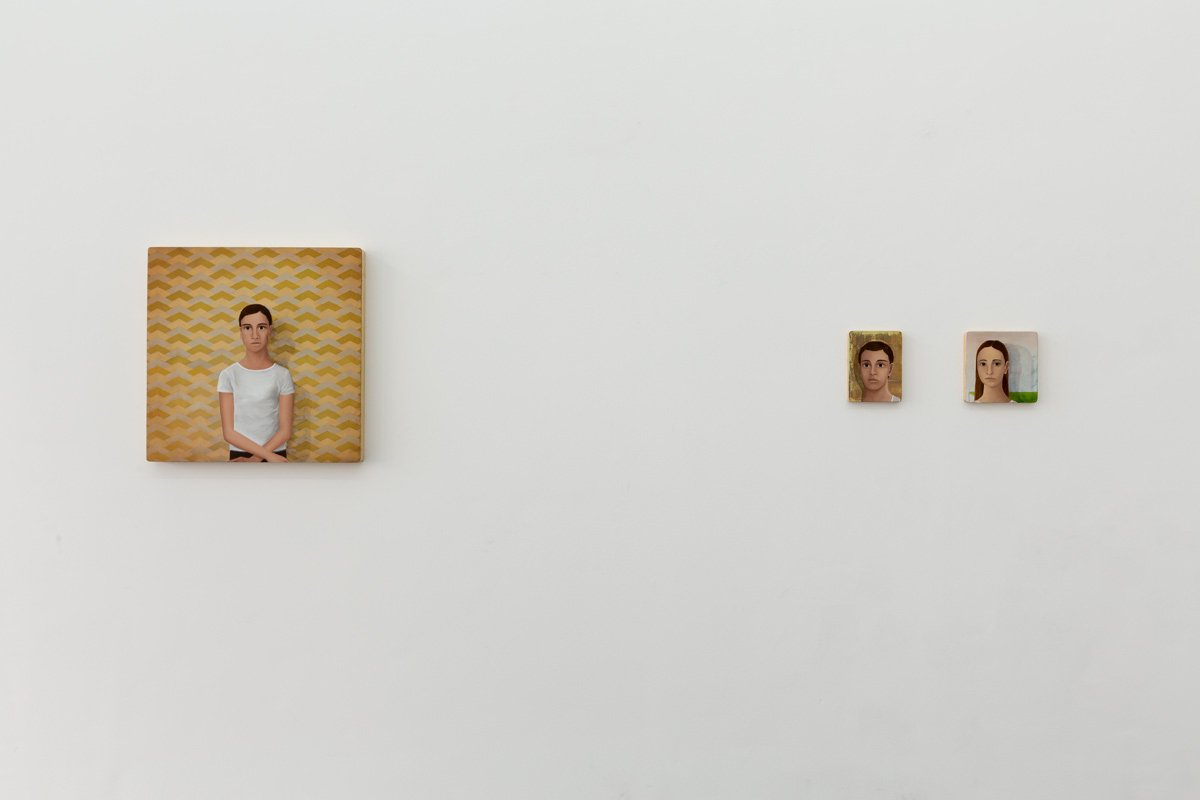 Marie Rosen.  Dividuels   (side view, room 1) Photography Vincent Everarts
