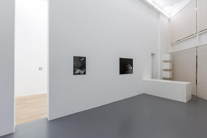 Jean-Louis Micha.  Night Call  Exhibition view – Room 1