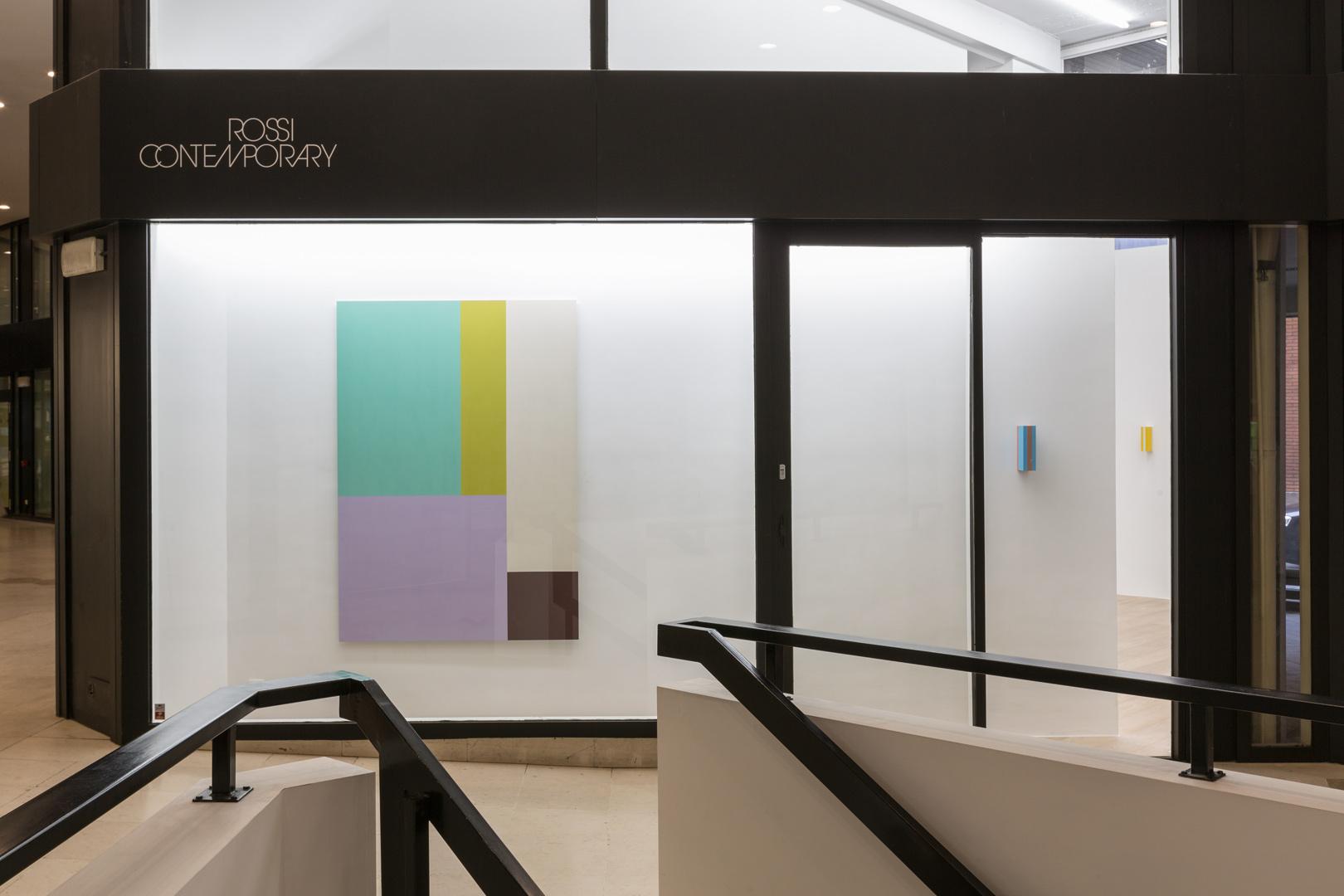 Ane Vester.  New Stories  Rotonda window