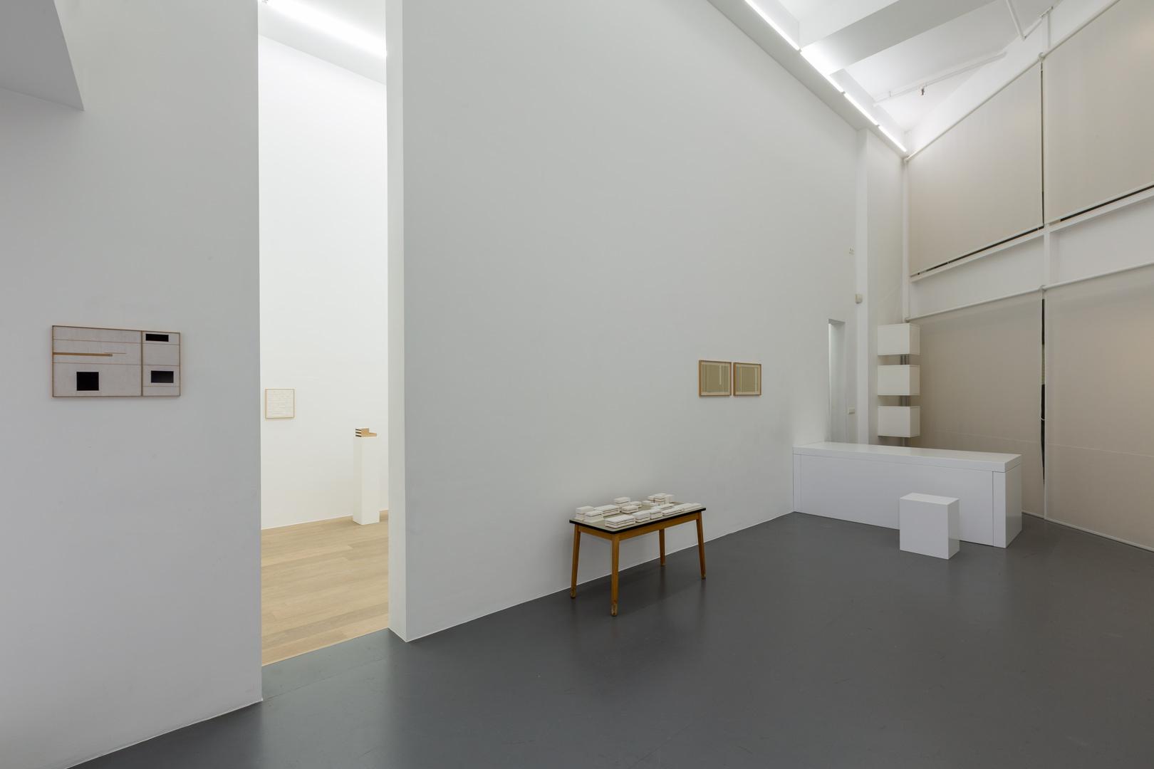John Van Oers.  Short Cuts  Exhibition View-Room 1