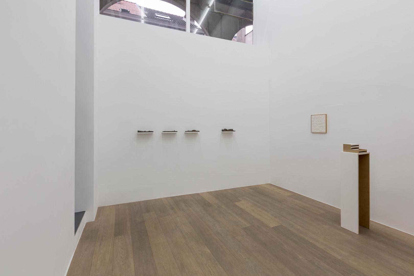 John Van Oers.  Short Cuts  Exhibition View-Room 2