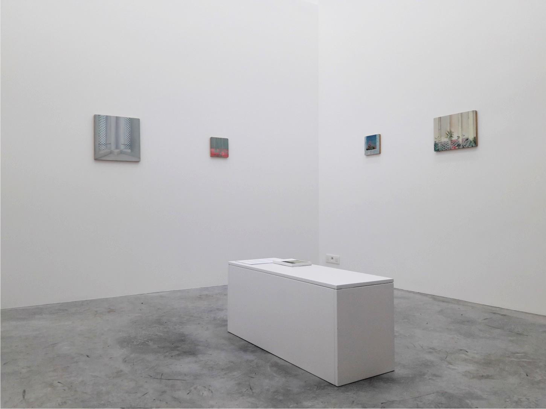 Marie Rosen. Qualia Exhibition view (detail)