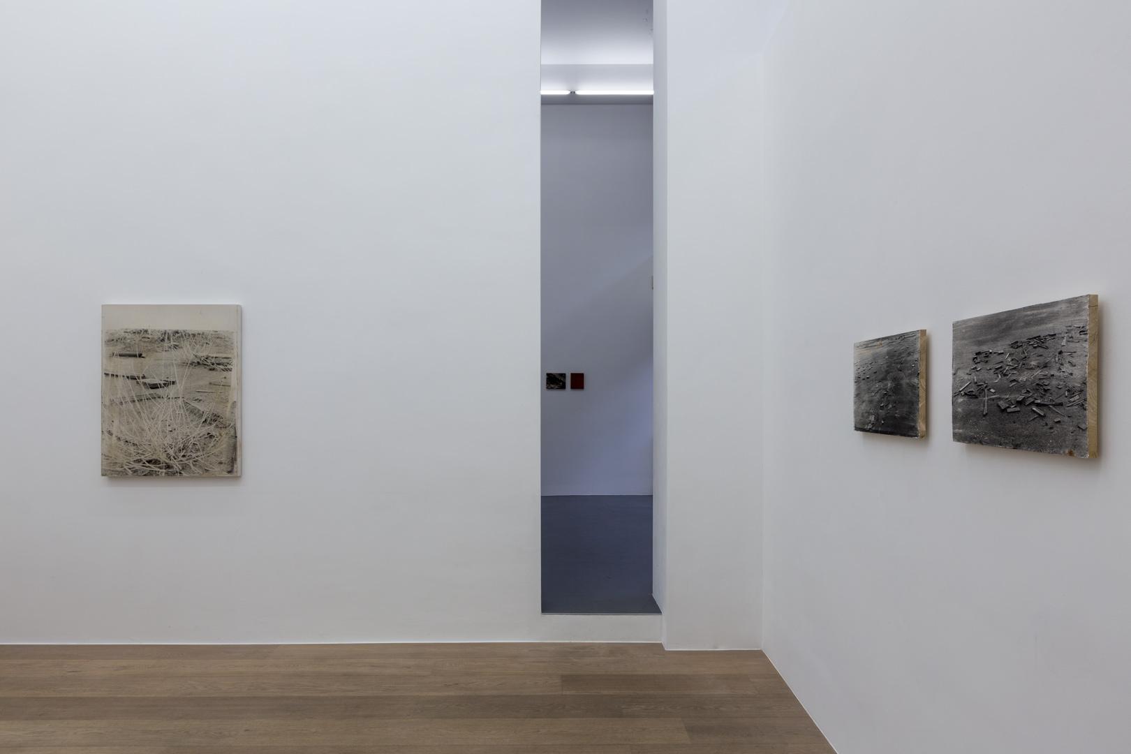 Lore Stessel. Kornalijn Exhibition view. Room 2