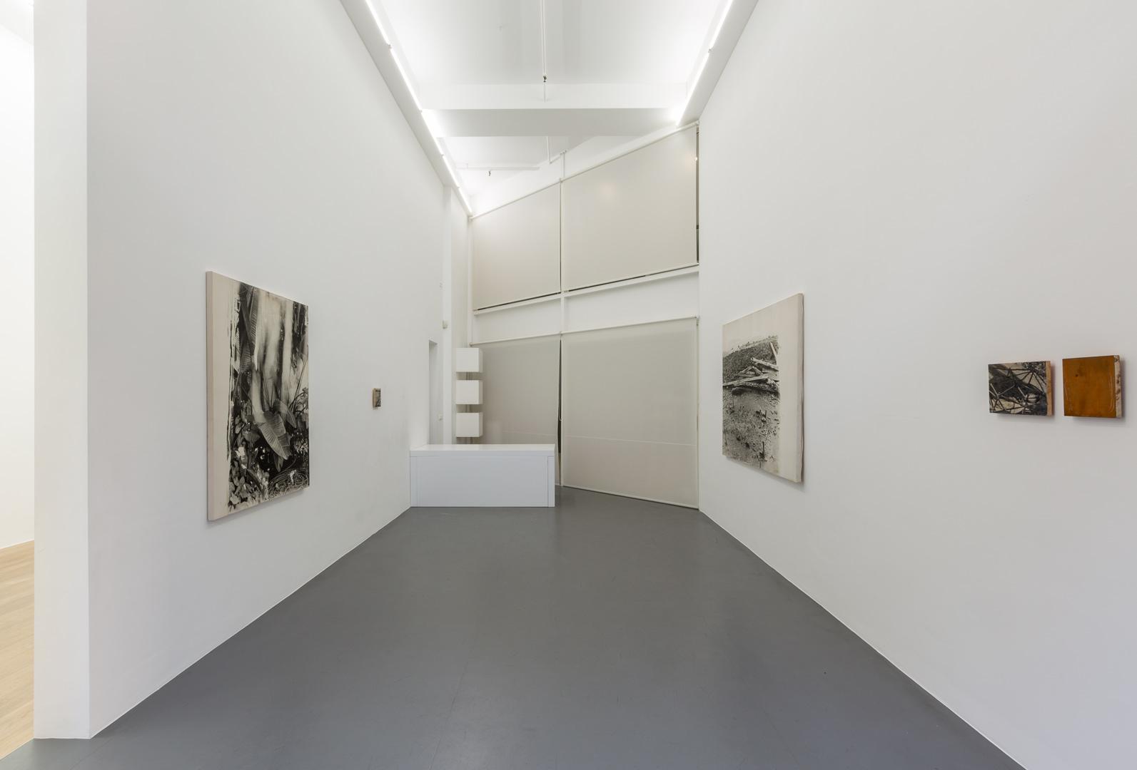 Lore Stessel. Kornalijn Exhibition view. Room 1