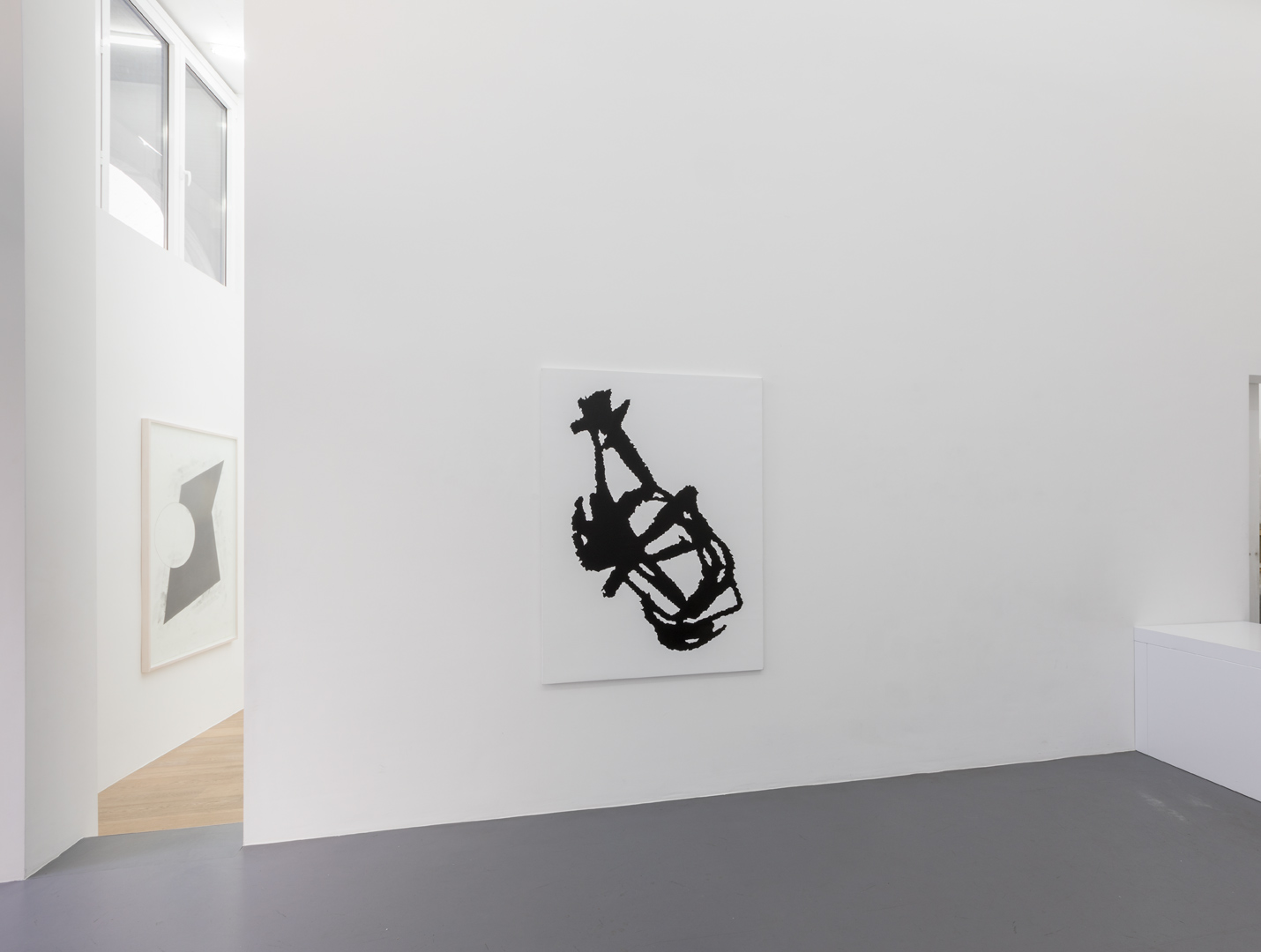Jo De Smedt.  Still Life Goes On  Side view. Room 1