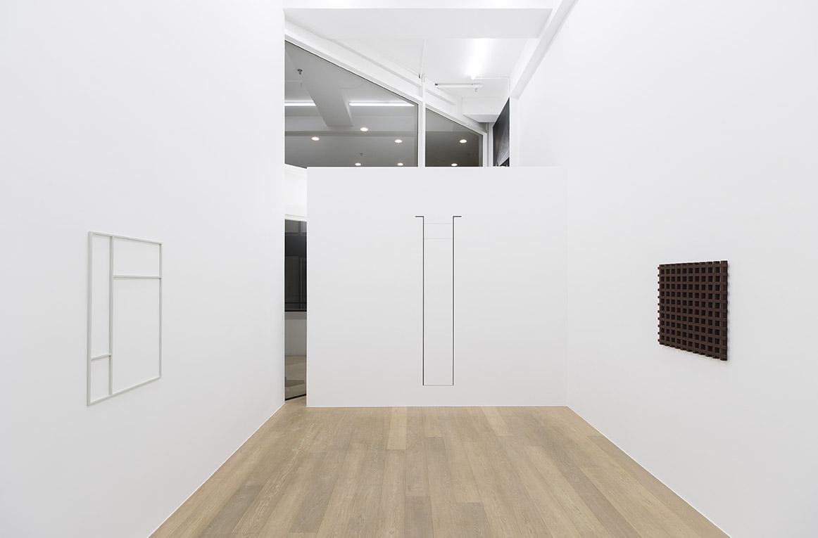 Freddy Van Parys.  Reflection  Room 1