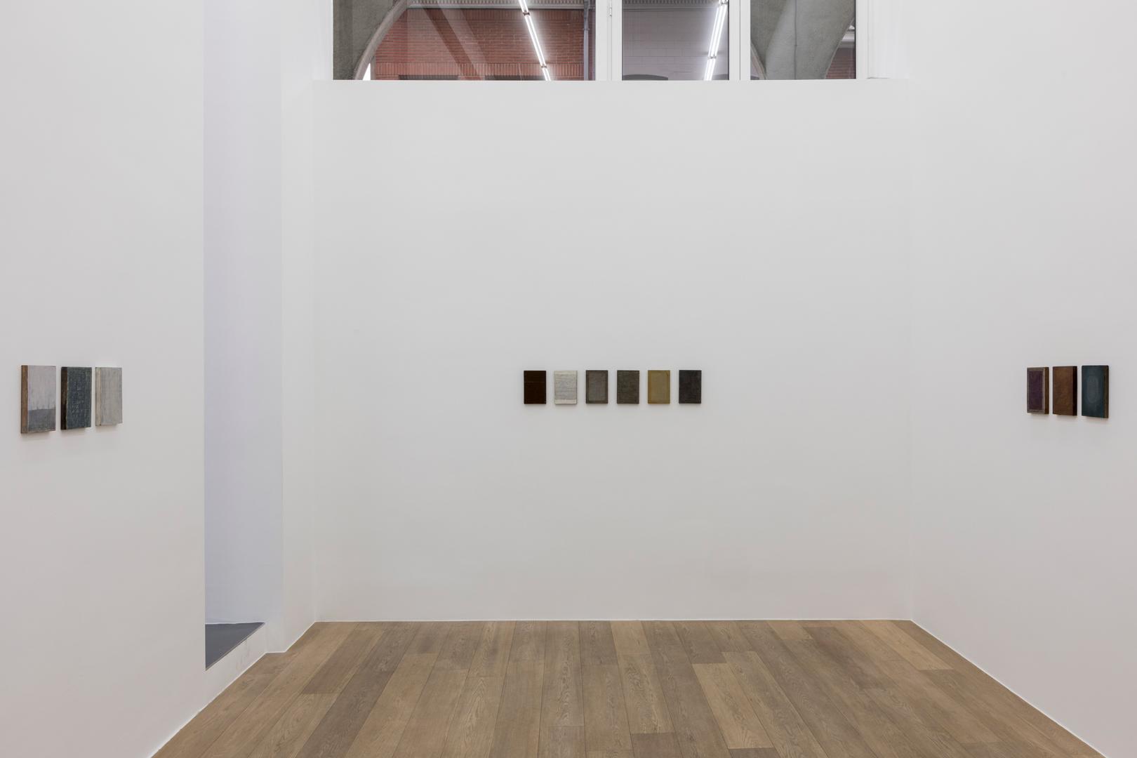 David Quinn.  Paintings  Room 1