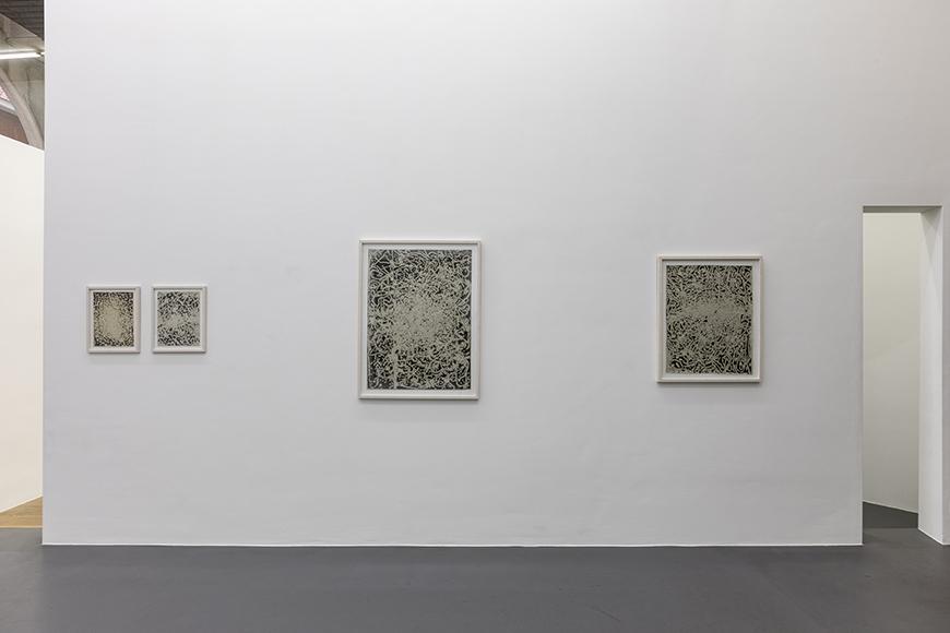 Denitsa Todorova.  As Far As My Eyes Can See  Exhibition View