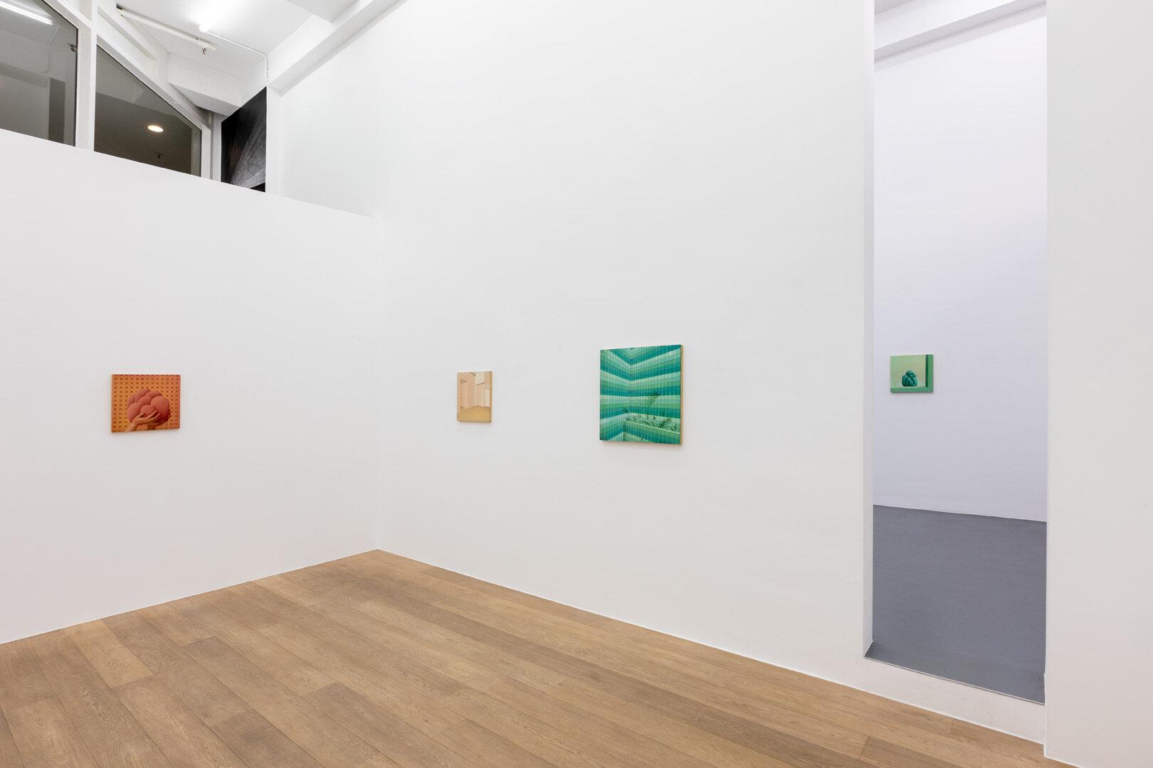 Marie Rosen.  Noumènes  Exhibition View