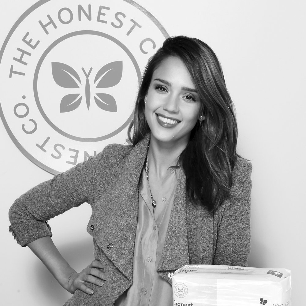 Jessica Alba, The Honest Co.