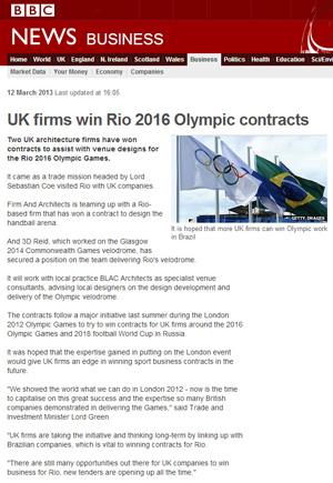 BBC, 2013