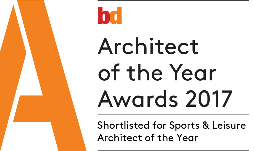 BD Sport and Leisure Architect of the Year 2017 Shortlist