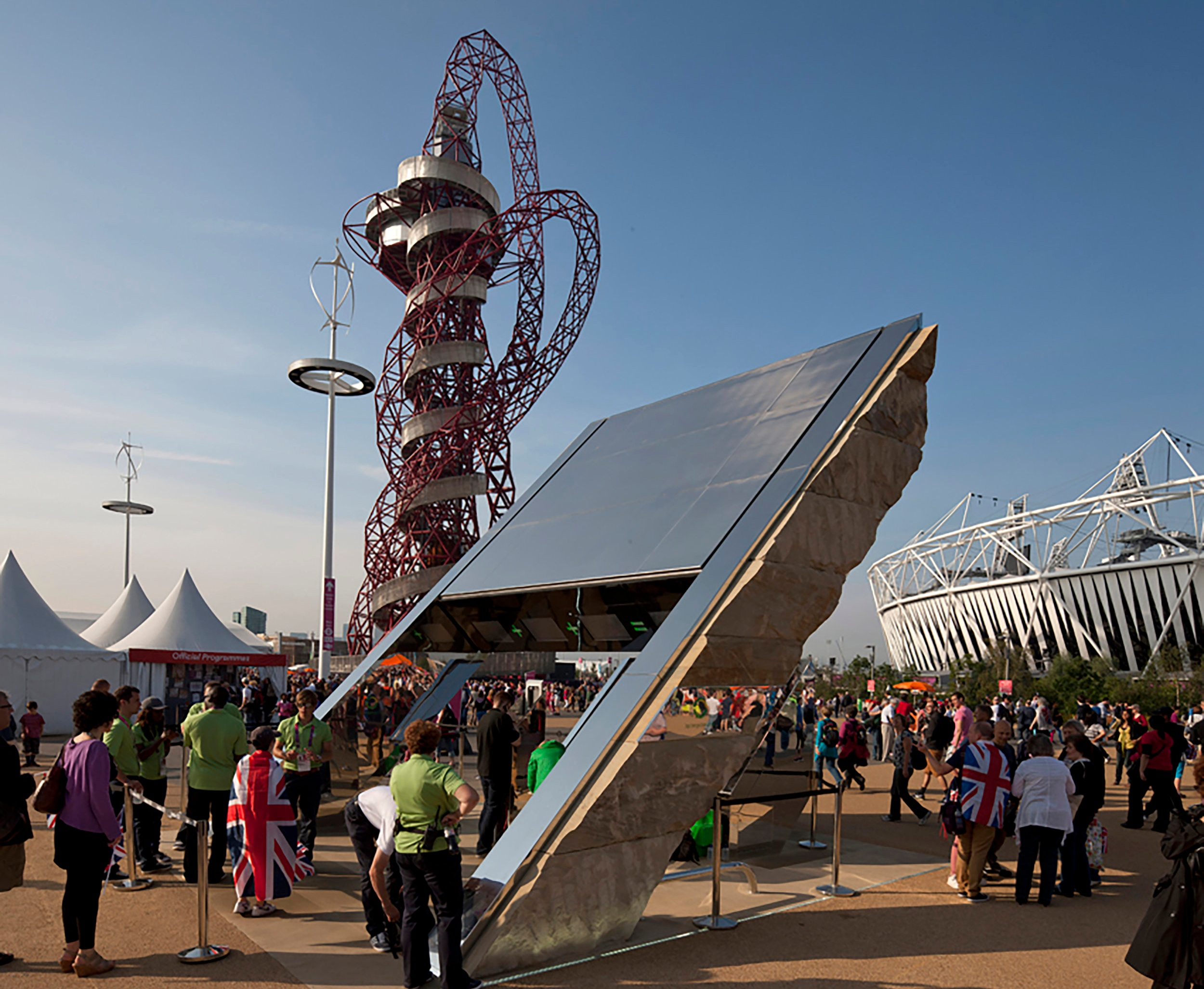 London 2012 Olympic BP Walk in the Park with KBW