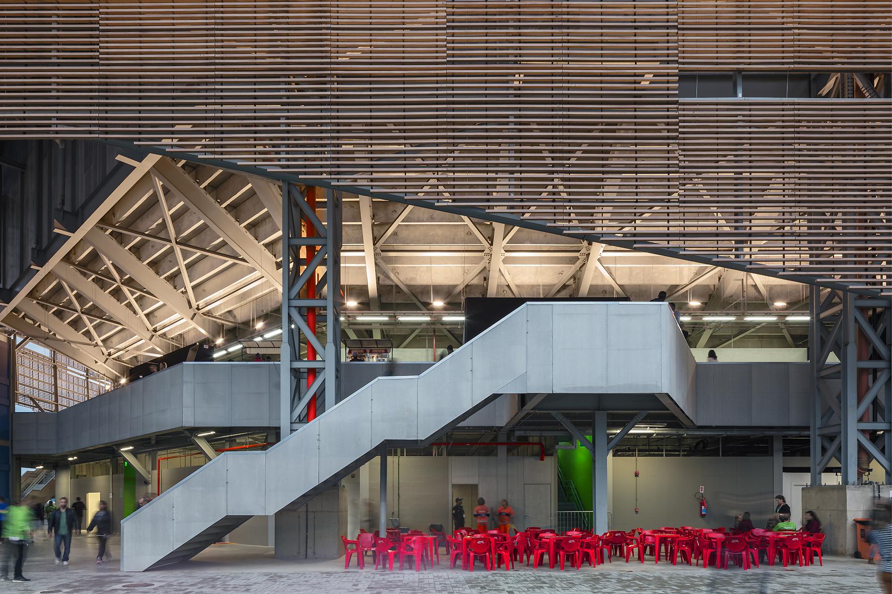 Rio 2016 Olympic Handball Arena
