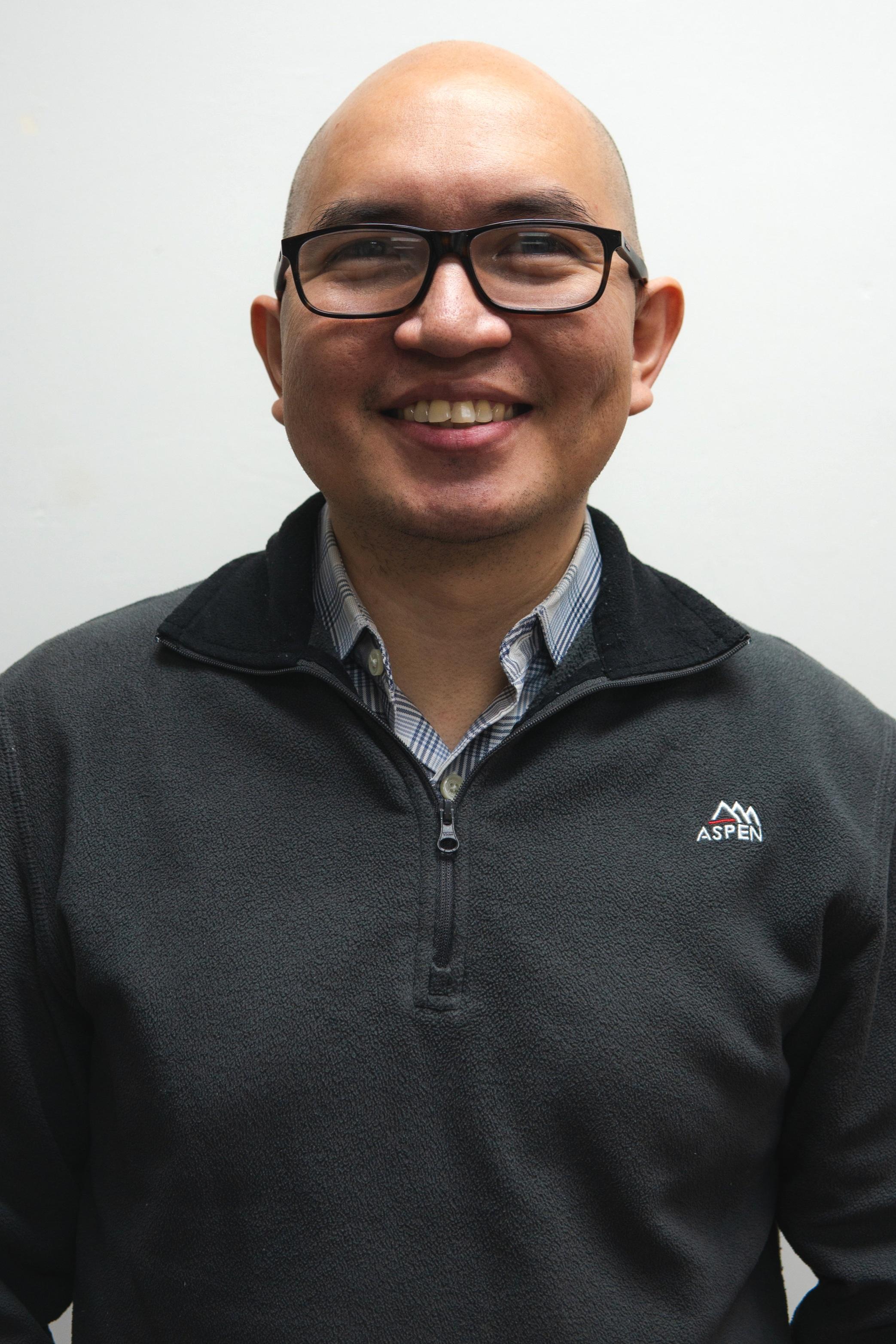 Missions Intern Jose Lam -