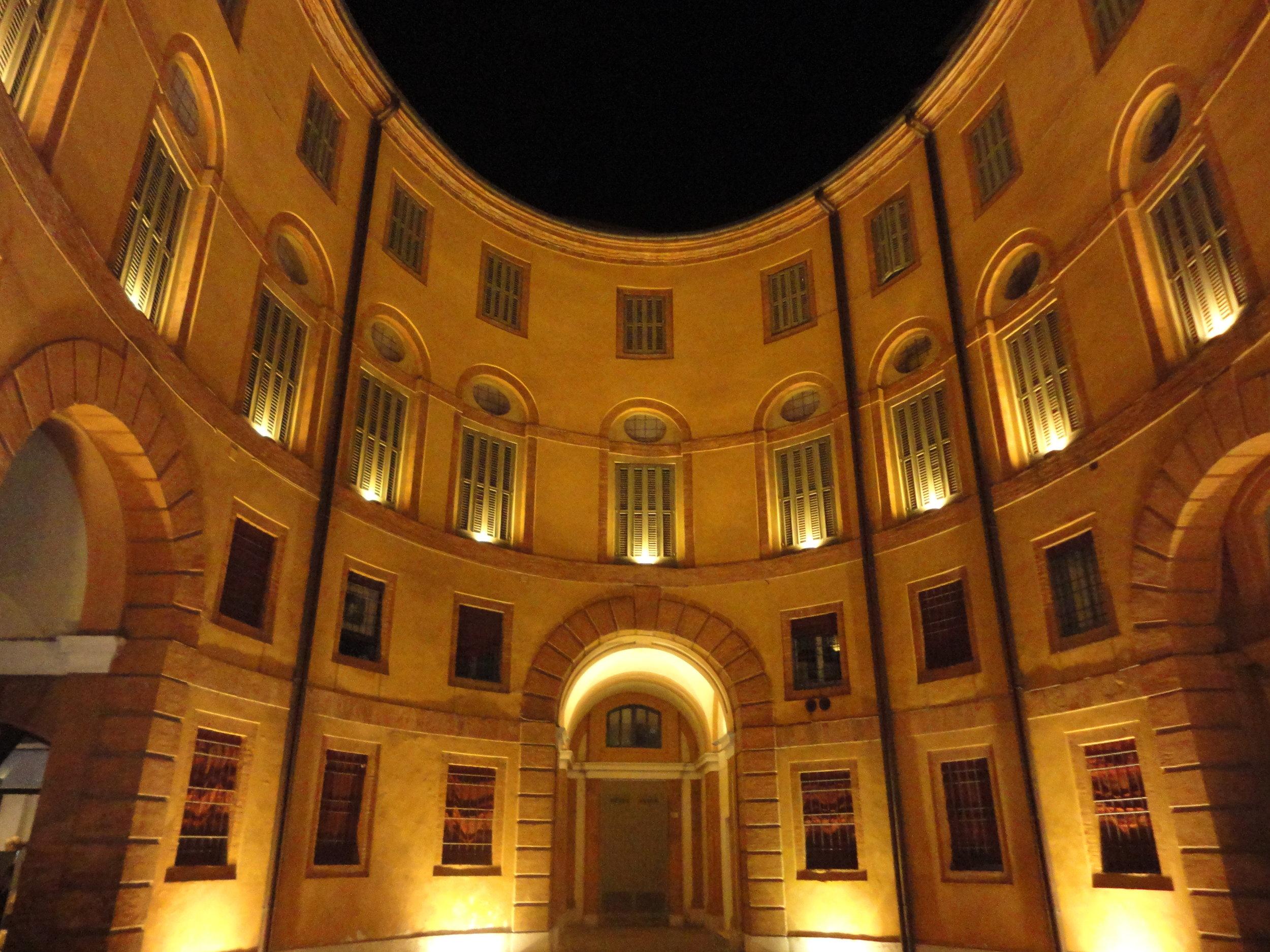 Ferrara, Italy May 2011
