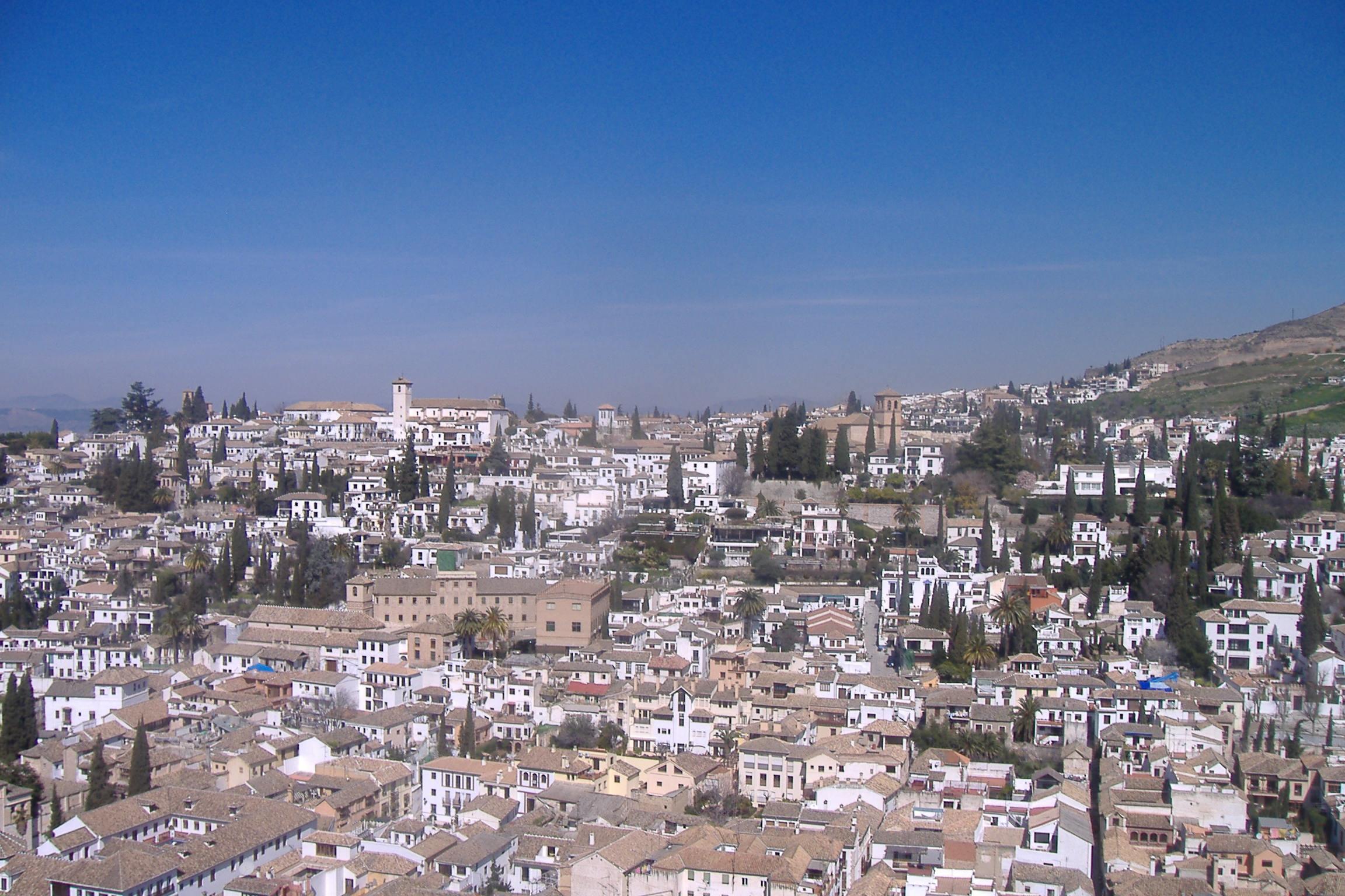 Granada, Spain March 2010