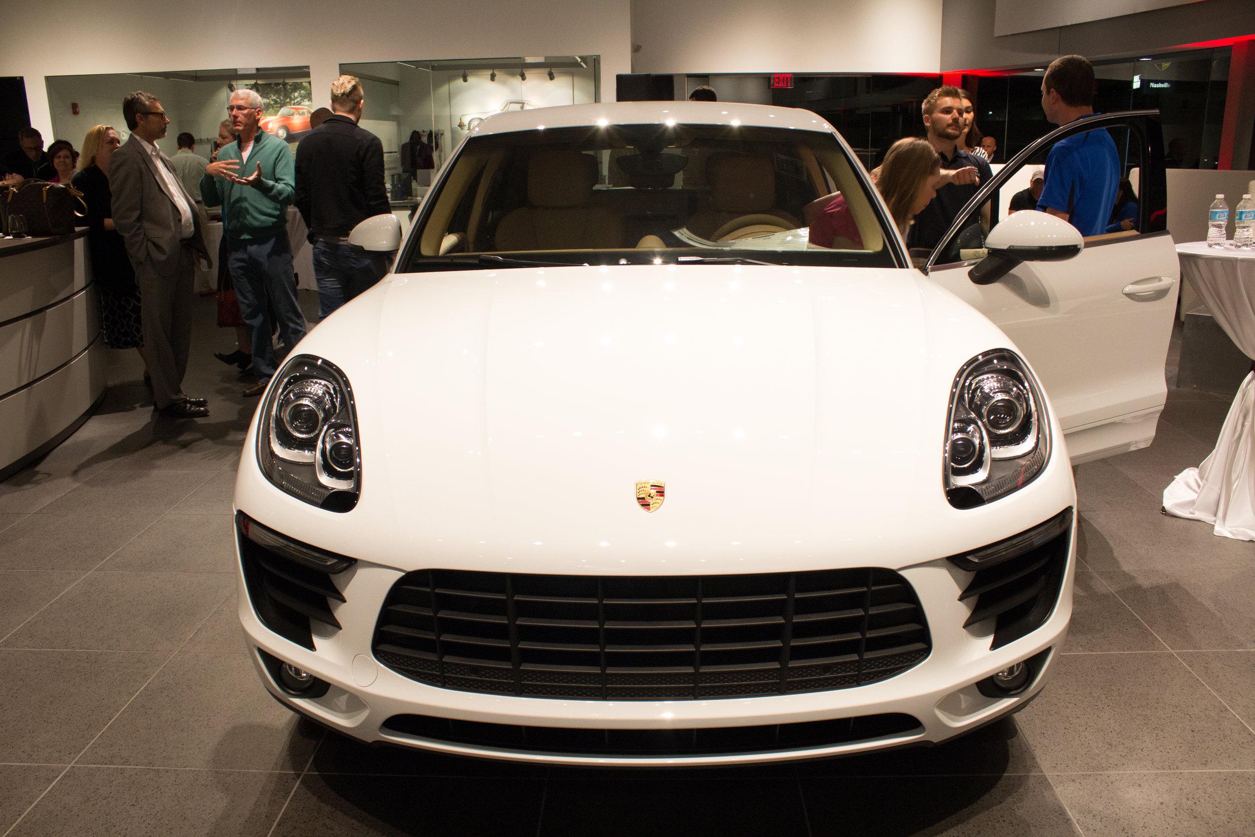 Porsche Macan Unveiling