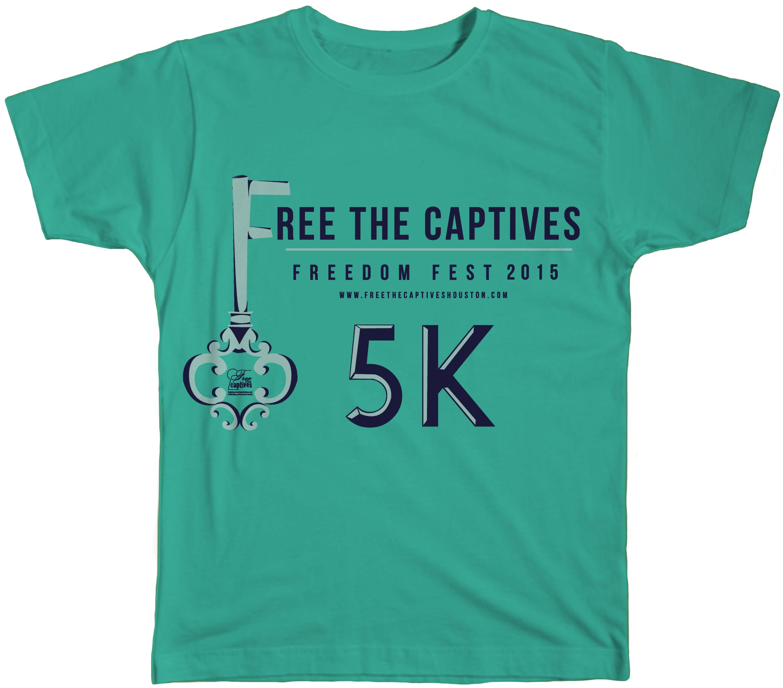 Free the Captives Logo Work